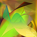 Dreams - Abstract Poster by Gerlinde Keating - Keating Associates Inc