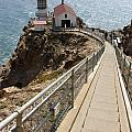 Point Reyes Light Station Poster by Christiane Schulze Art And Photography