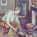 The Coffee Poster by Maximilien Luce