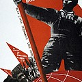 The USSR is the elite brigade of the world proletariat 1931 Print by G Klutsis