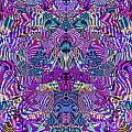 0476 Abstract Thought Print by Chowdary V Arikatla