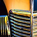 1939 Studebaker Champion Grille by Carol Leigh