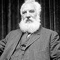 Alexander G. Bell, Scottish-US inventor Print by Science Photo Library