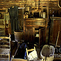 Appalachian Mountain Log Cabin Print by Paul W Faust -  Impressions of Light
