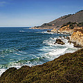 Big Sur California Print by Jeffrey Campbell