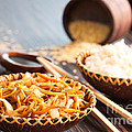 Chinese food Poster by Mythja  Photography
