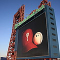 Citizens Bank Park - Philadelphia Phillies Poster by Frank Romeo