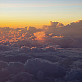 Colorful Clouds Print by Brian Jannsen