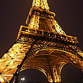 Eiffel Tower - Paris France - 011314 Poster by DC Photographer