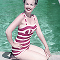 Gale Storm Print by Silver Screen