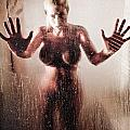 Hot Shower Print by Jt PhotoDesign