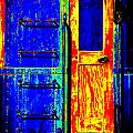 Impressionistic photo paint GS 017 Print by Catf