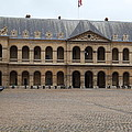 Les Invalides - Paris France - 01137 Poster by DC Photographer