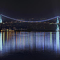 Lions Gate Bridge Print by Colin McMillan