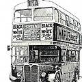 London Transport RT1. by Mike  Jeffries