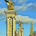 Pont Alexandre III Poster by Mountain Dreams