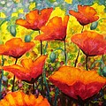 Poppy Corner by John  Nolan