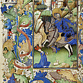 Saint George And The Dragon Poster by Getty Research Institute