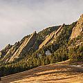 The Flatirons 2 Poster by Aaron Spong