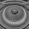 US Capitol Rotunda by Susan Candelario