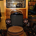 1921 Ford Model T Snowmobile 5D25582 Print by Wingsdomain Art and Photography