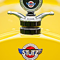1923 Stutz KLDH Bearcat Hood Ornament by Jill Reger