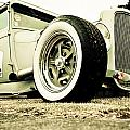 1928 Ford Model A Hot Rod Poster by Phil 'motography' Clark
