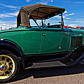 1931 Model T Ford Print by Steve Harrington