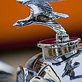 1932 Alvis Hood Ornament 2 by Jill Reger