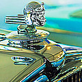 1933 Stutz DV-32 Hood Ornament by Jill Reger