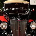 1936 Ford Deluxe Roadster - 5D19964 Poster by Wingsdomain Art and Photography