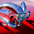 1952 Dodge Ram Hood Ornament 2 Print by Jill Reger