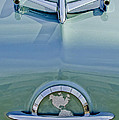 1954 Oldsmobile Super 88 Hood Ornament Poster by Jill Reger
