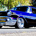 1957 Chevrolet Bel Air Print by Phil 'motography' Clark