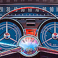 1959 Buick Lesabre Steering Wheel by Jill Reger