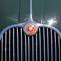 1959 Jaguar XK150 DHC 5D23300 Poster by Wingsdomain Art and Photography