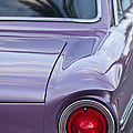 1963 Ford Falcon Tail Light Print by Jill Reger