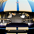 1965 Shelby Cobra Grille Poster by Jill Reger