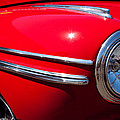 1946 Ford Mercury Eight Print by David Patterson