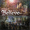 Believe Poster by Evie Cook