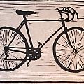 Bike 8 Print by William Cauthern