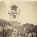 Covehead Light Print by Meg Lee Photography