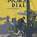 Morse Dry Dock Dial Poster by Edward Hopper
