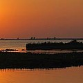 Panoramic Sunset Print by Frozen in Time Fine Art Photography