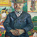 Pere Tanguy Print by Vincent van Gogh