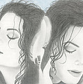 Michael Jackson by Eliza Lo