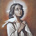 267  The Boy Jesus - a Jew Poster by Sigrid Tune