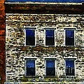 3 AM in Amherst Print by RC deWinter