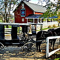 Amish Country Print by Frozen in Time Fine Art Photography