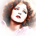 Clara Bow  by Stefan Kuhn